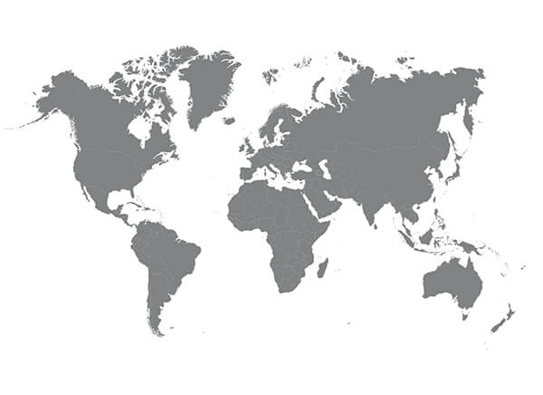 AGWM Map: International Ministries