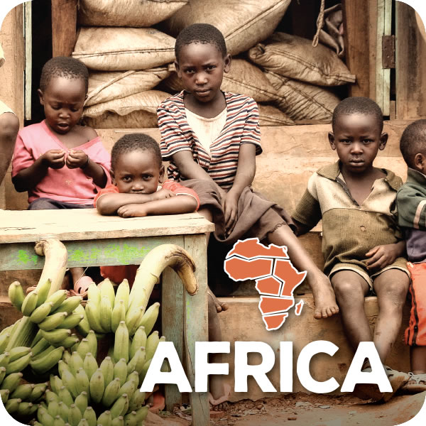 Missions Resources / Regional Resources / Africa