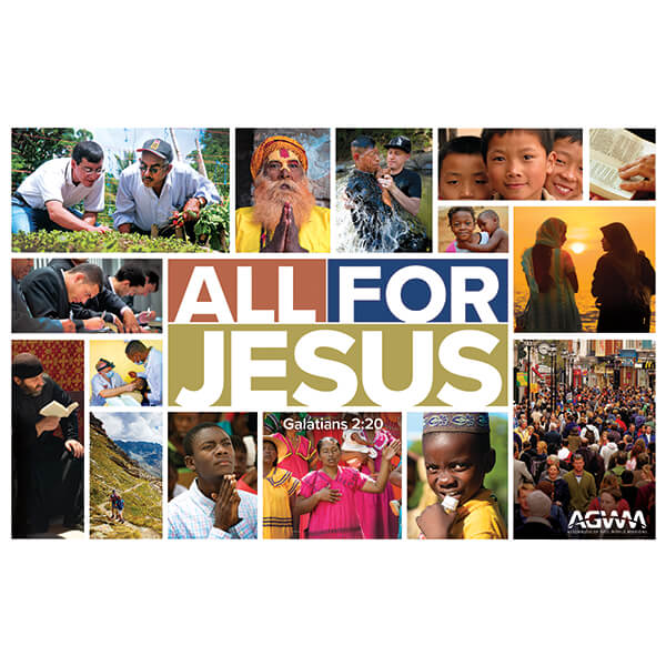 Missions Music / All For Jesus