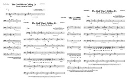 [717680] God Who's Calling Us Music Book