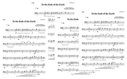 [717681] To The Ends of The Earth Music Book