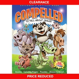 [718032] Compelled Children's Activity Book