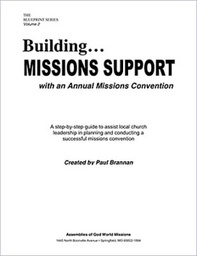[730010] Building Missions Support: Annual Missions Convention