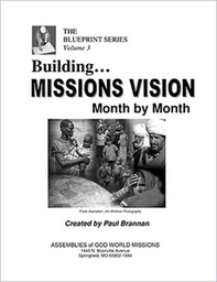 [730012] Building Missions Vision Month to Month