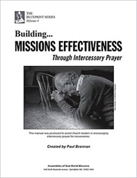 [730014] Building Missions Effectiveness Through Intercessory Prayer