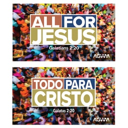 [730059] All for Jesus Video Screens Files