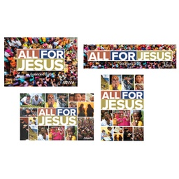 [730060] All for Jesus Photoshop Artwork Files