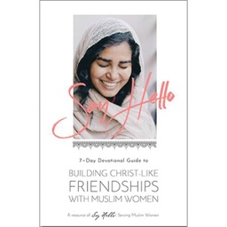 [718309] Building Christlike Friendships with Muslim Women
