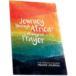 [718205] Journey Africa 21 Days Prayer