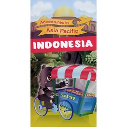 [718900] Indonesia Children's Adventure