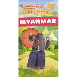 [718904] Myanmar Children's Adventure